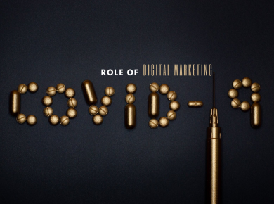 Why Digital Marketing Plays Important Roleduring Covid-19 Pandemic